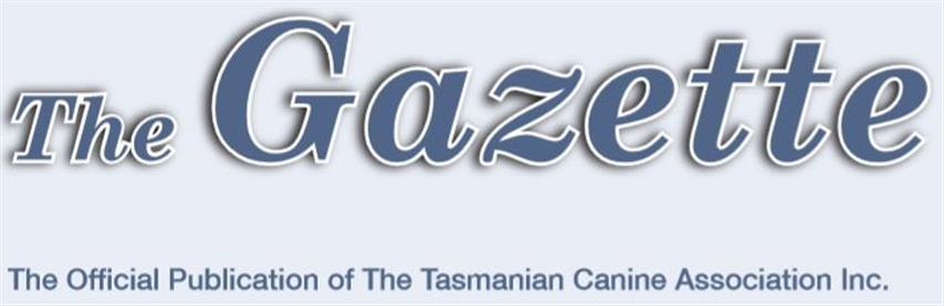 Gazette – February to March 2020