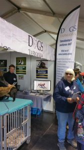 Dogs Tasmania at Agfest 2017